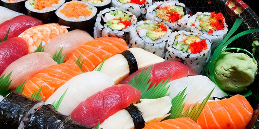 Health Risks and Benefits of Eating Raw Fish
