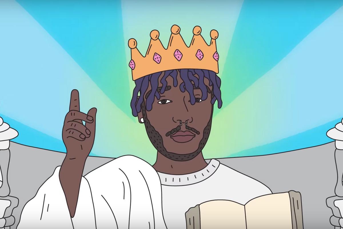 "Peep Lil Uzi Vert's Cartoon Music Video ""You Was Right"""