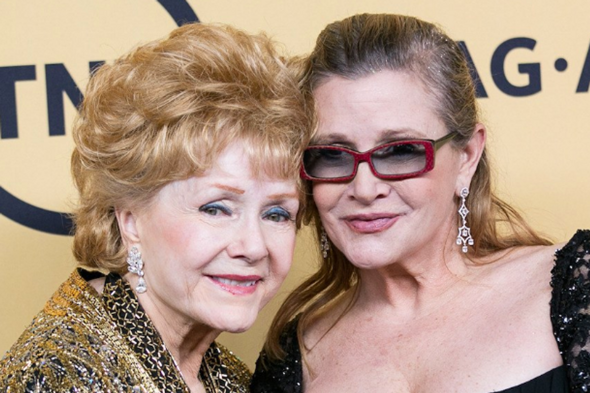 There Will be a Public Memorial Next Week to Honor Carrie Fisher and Debbie Reynolds