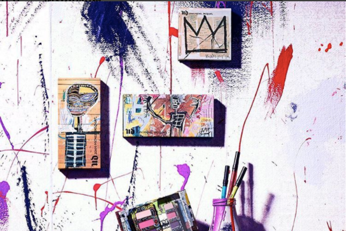 Urban Decay Will Release an Ultra-Limited Edition Line Inspired by Basquiat