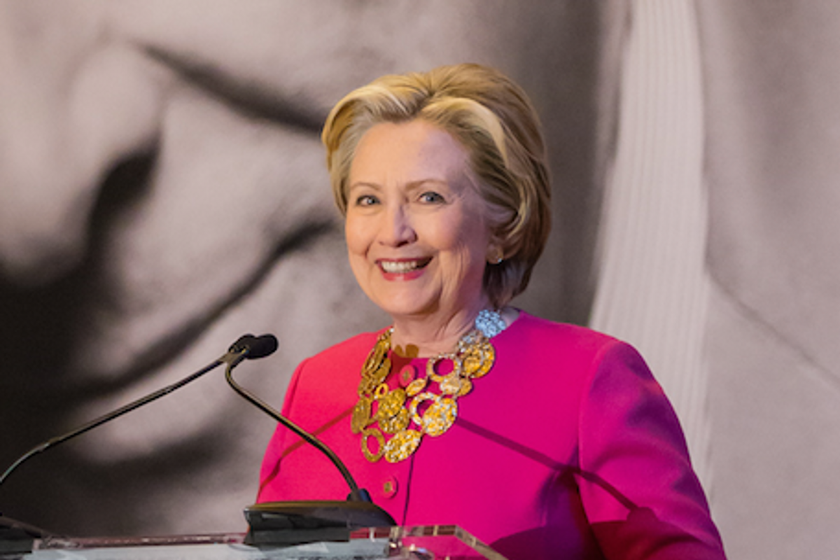 Hillary Clinton is Reportedly Considering Running for Mayor of New York