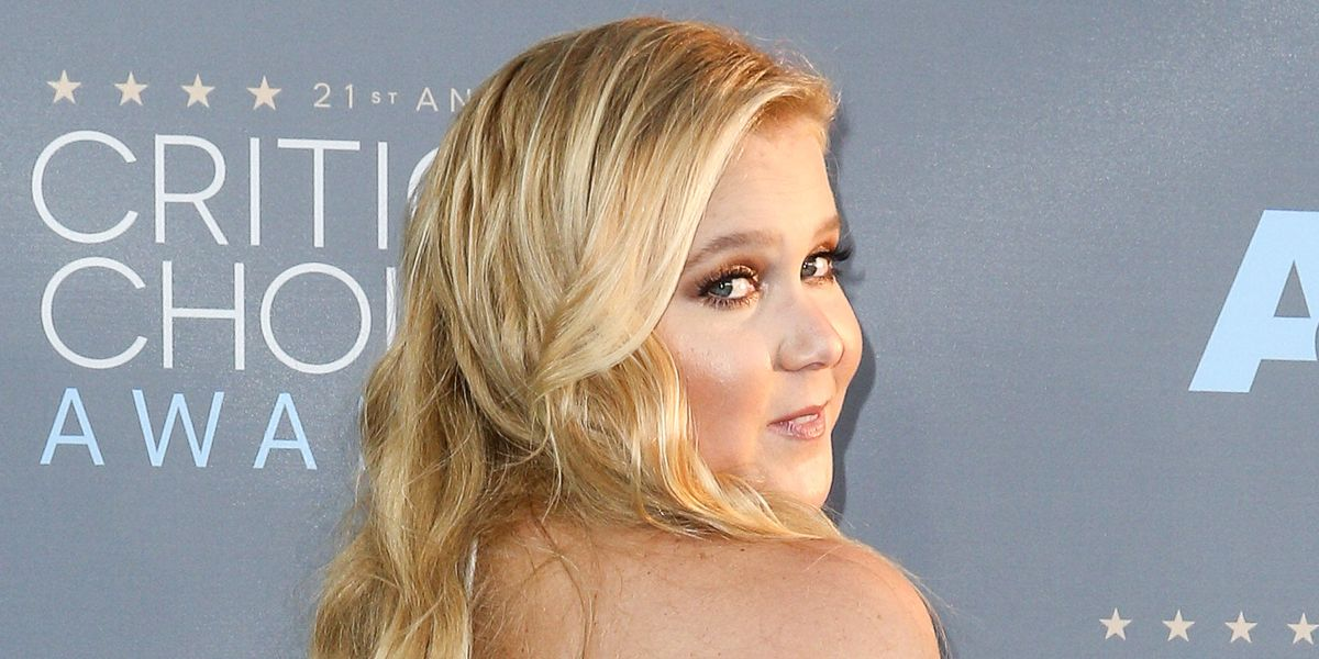 """Amy Schumer Feels """"Powerful and Dangerous and Brave"""" After Trolls Tried to Sabotage Her Netflix Special"""