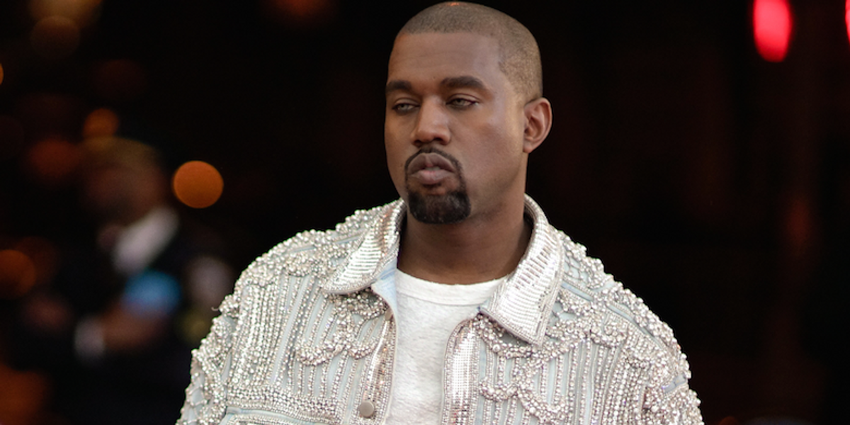 What Does This Mysterious Kanye Video Mean?