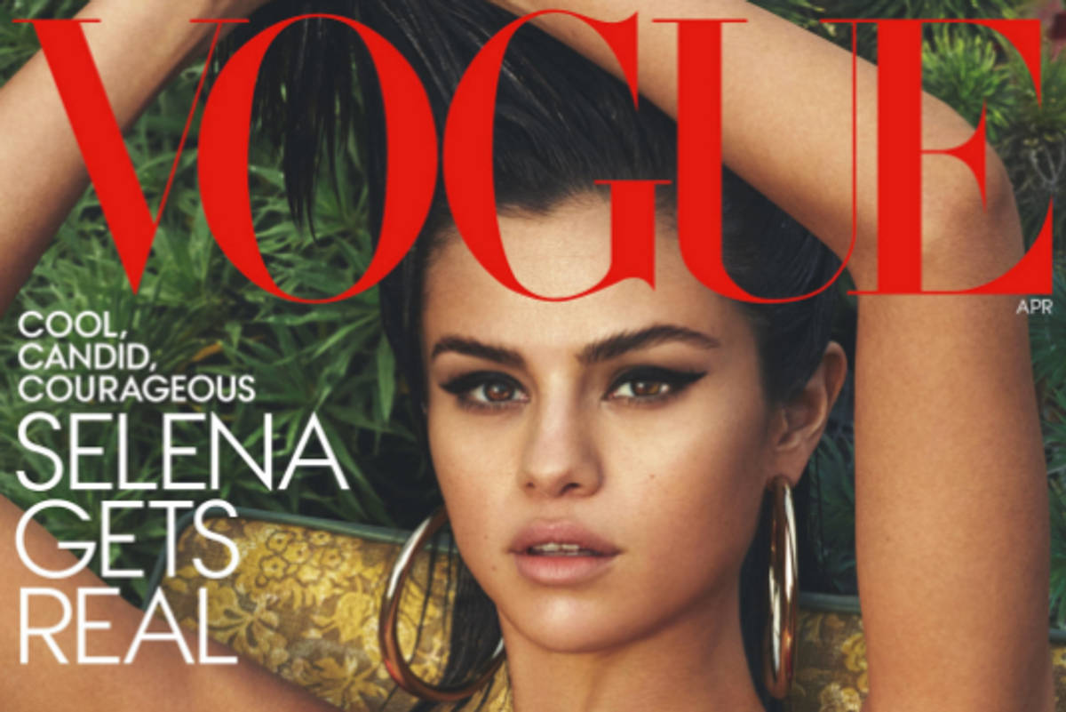 Selena Gomez Says Social Media Sucks, Subtly References Justin Bieber in New Vogue Profile