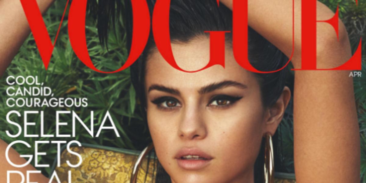 Selena Gomez Says Social Media Sucks, Subtly References Justin Bieber in New Vogue Profile