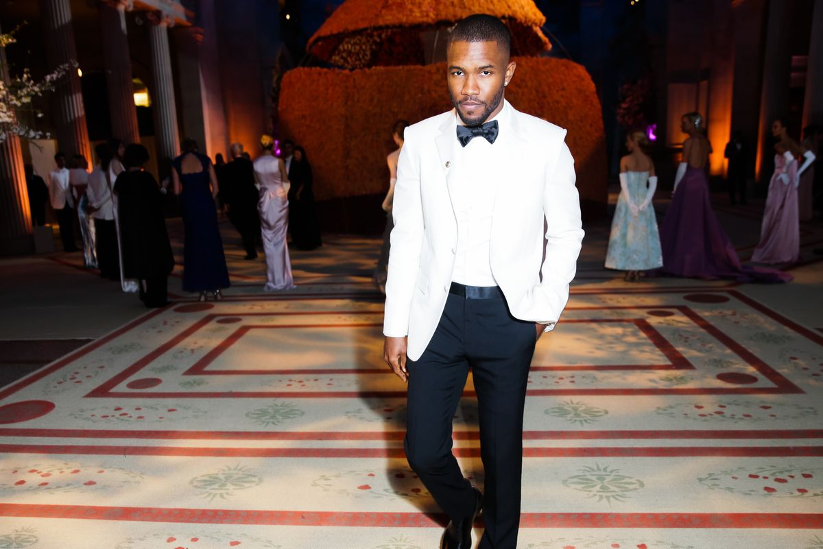 """Chanel Posts Intriguing Frank Ocean Ads Following Singer's New Song """"Chanel"""""""