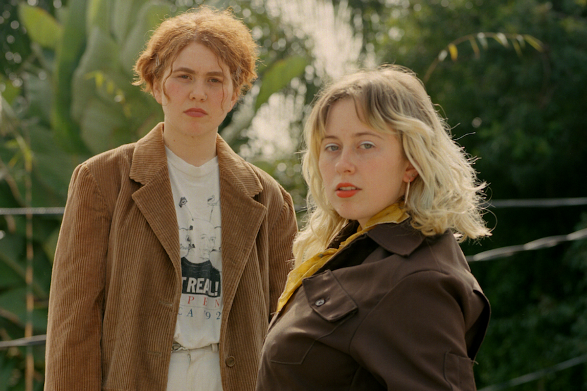 Girlpool on Growing Up, SXSW as Summer Camp and Making Musical Soup