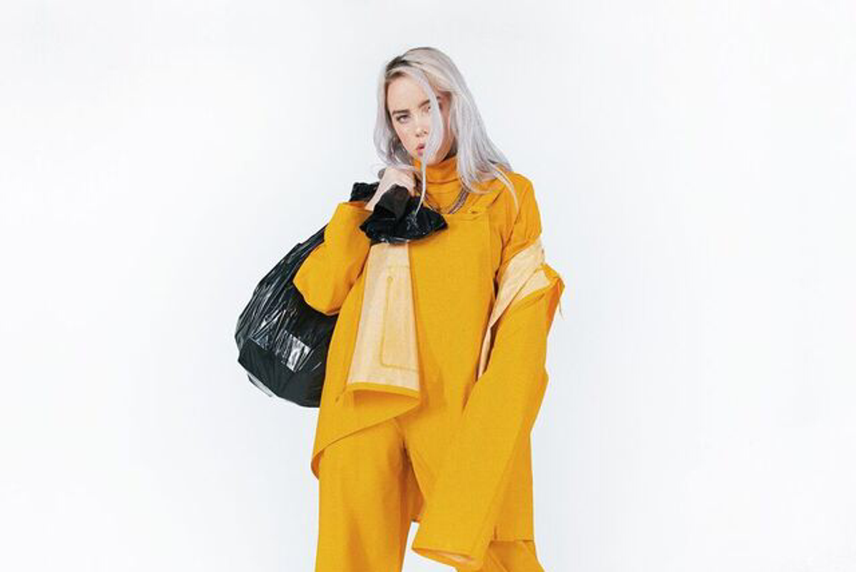 Pop Newcomer Billie Eilish Wants to Make Sure You Never Forget Her