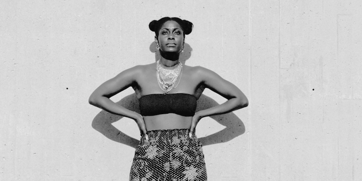 Rapper Sammus on Challenging Gender Norms, and the Complicated Notion of Strong Women