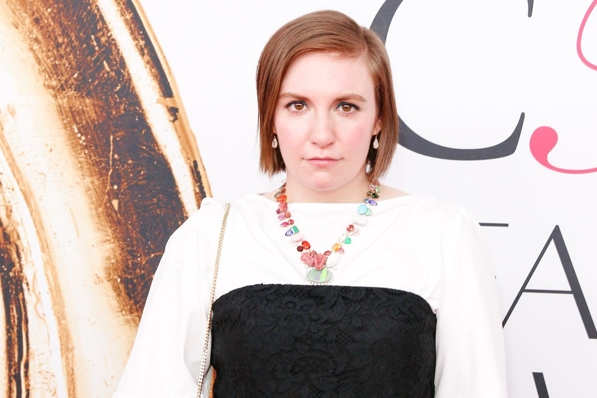Lena Dunham Shuts Down Trolls, Reminds World That Her Body Is Her Own
