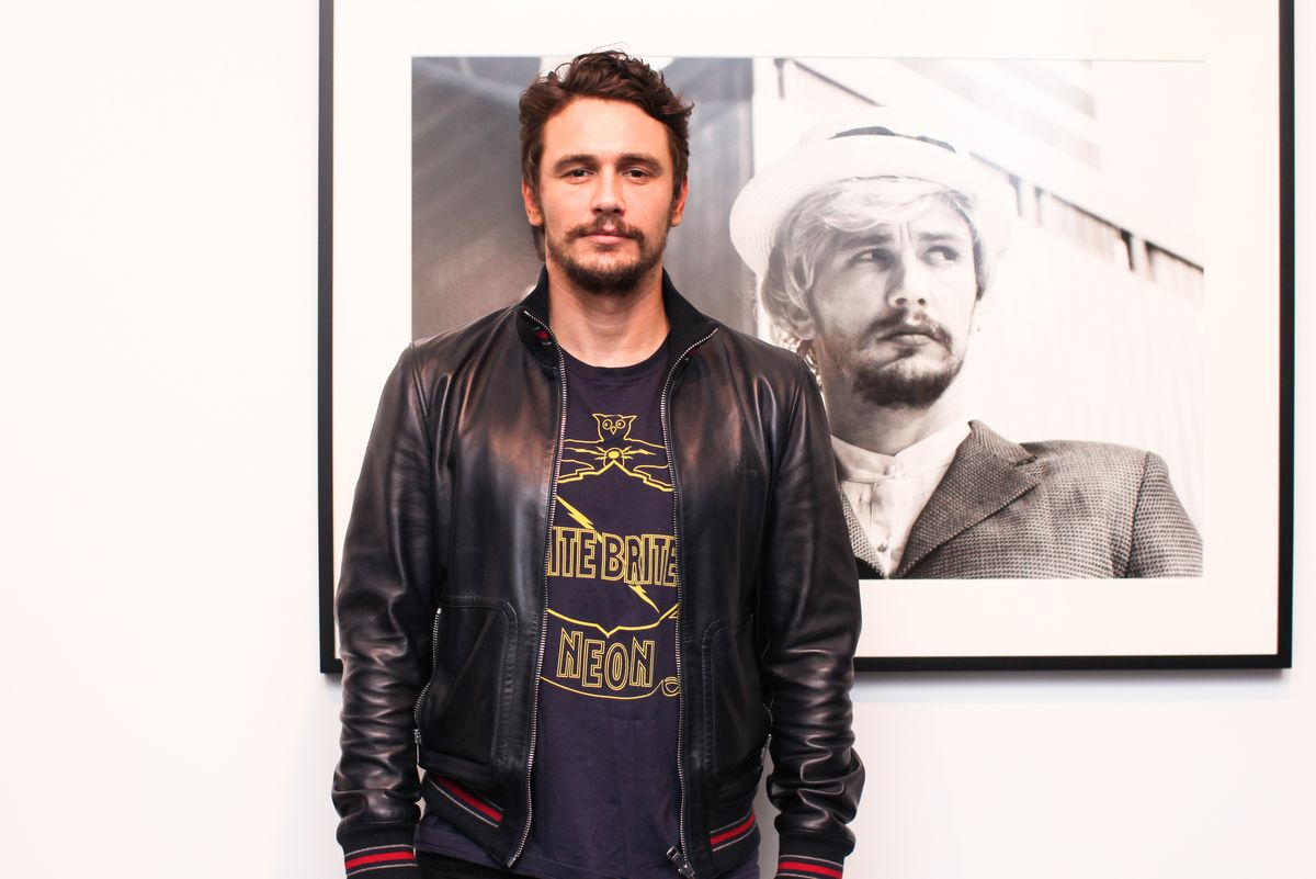 James Franco is Still Being James Franco, Signs Up to Narrate a Stephen King Audiobook