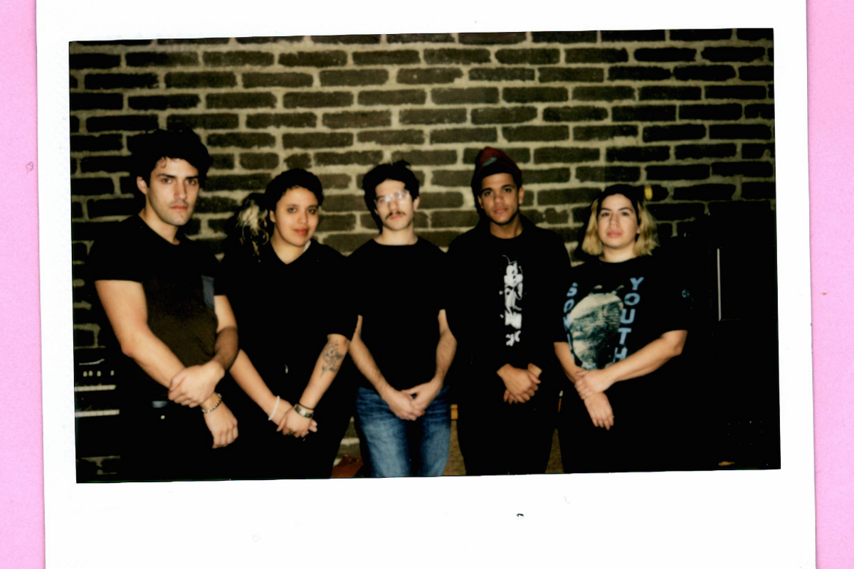 Downtown Boys Talk DIY Domination and Creating Art That Isn't For White People