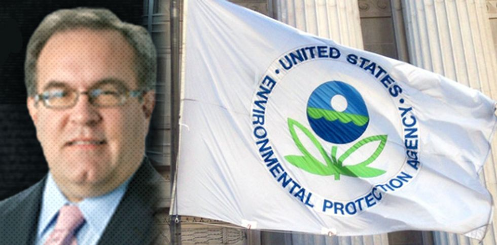 Coal Lobbyist Could Be Next EPA Deputy Administrator