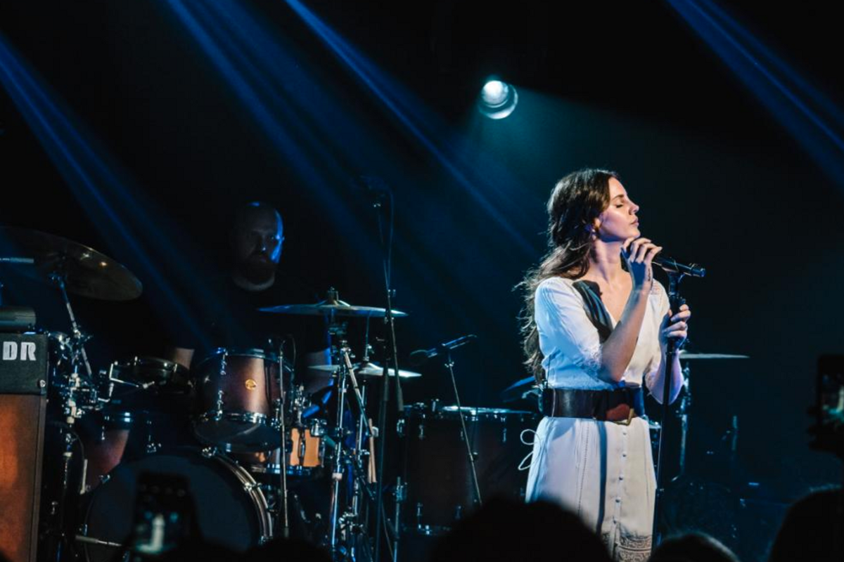 "Watch Lana Del Rey Perform ""Love"" Live at SXSW"