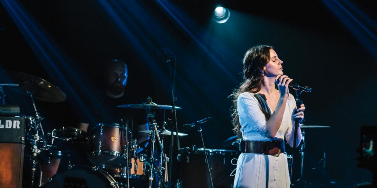 "Watch Lana Del Rey Perform ""Love"" Live at SXSW"