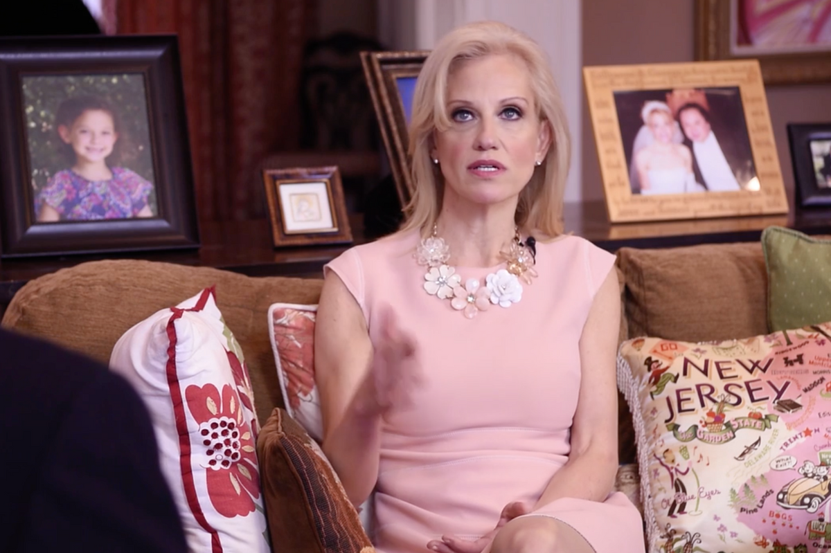 Kellyanne Conway Thinks the Obama Administration Could Have Wiretapped Trump Tower with Microwaves