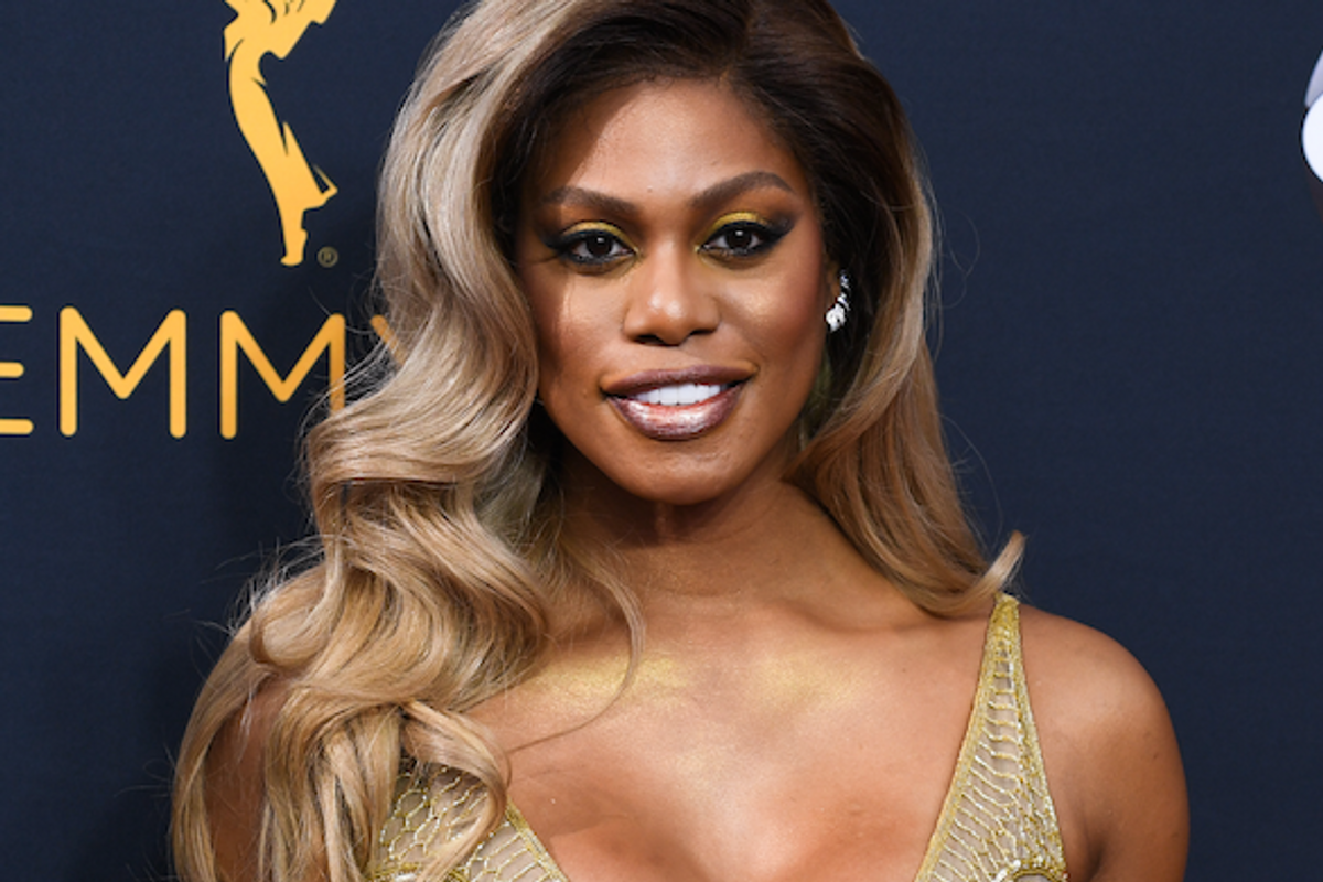 "Laverne Cox on Claim Trans Women Have Male Privilege: ""That's Certainly Not My story"""
