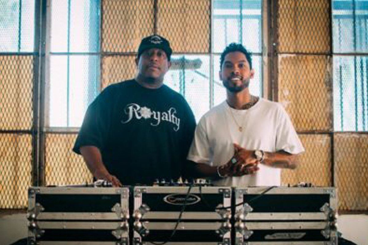 """Watch the New Video for Miguel's """"2 Lovin U"""" with DJ Premier"""