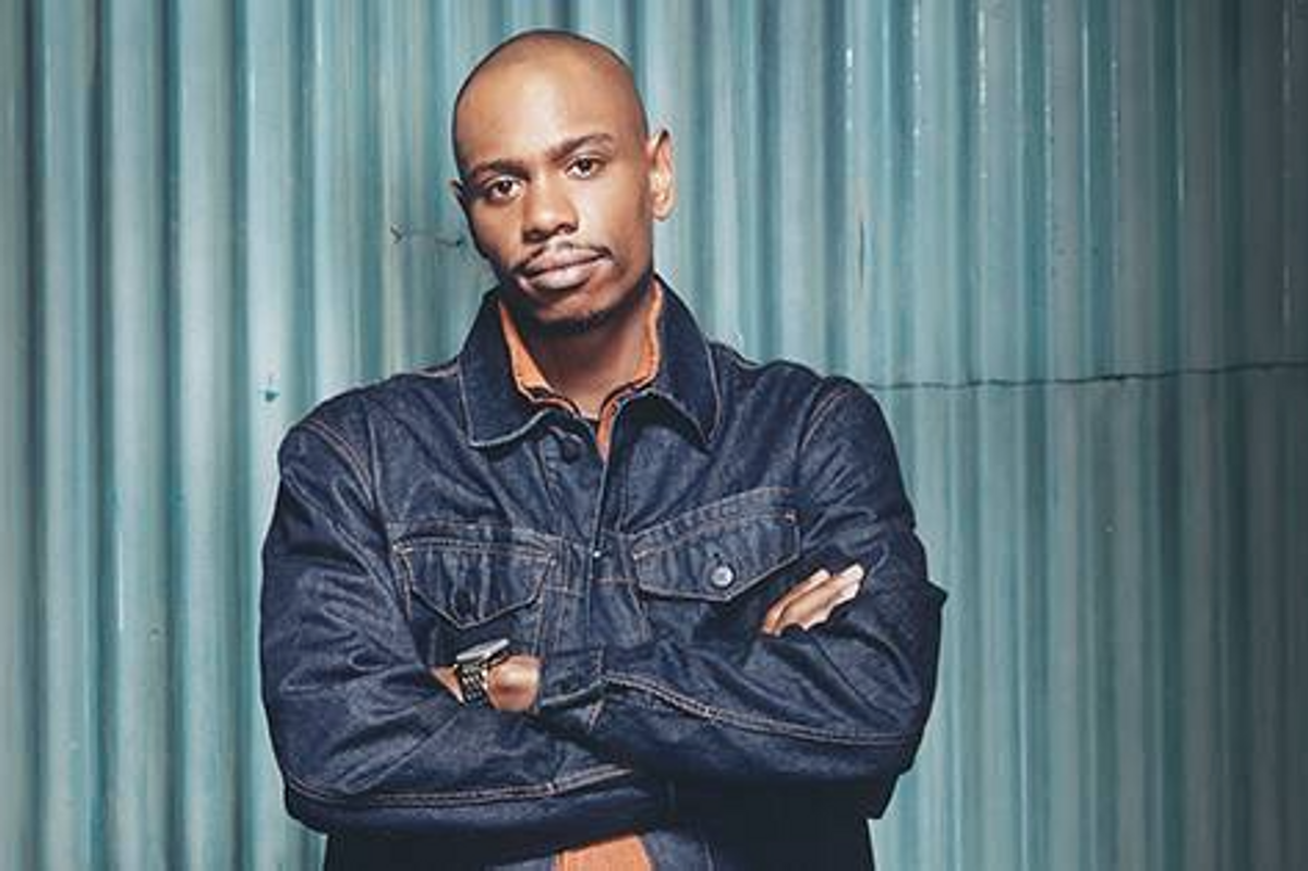 """Dave Chappelle Says """"Trump's Kind of Bad For Comedy"""""""