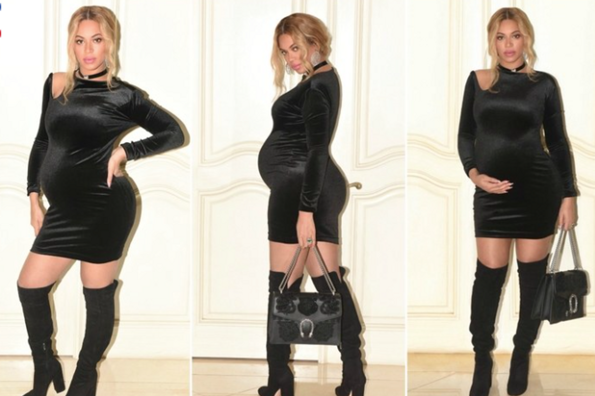 Beyoncé May Have Revealed the Gender of Her Twins