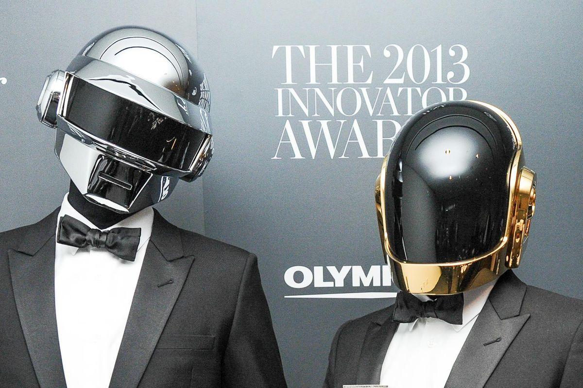 Daft Punk May Be Joining Lady Gaga At Coachella