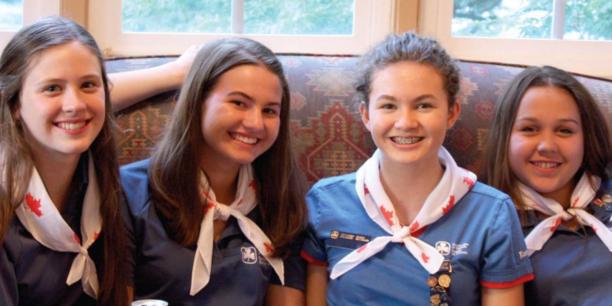 The Girl Guides of Canada Are Protesting Donald Trump's #MuslimBan By Canceling All Upcoming Trips to America