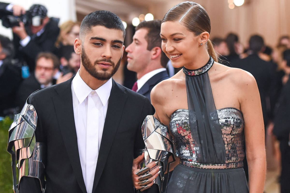 Zayn is Obsessed With Gigi and We're All Very Happy For Them