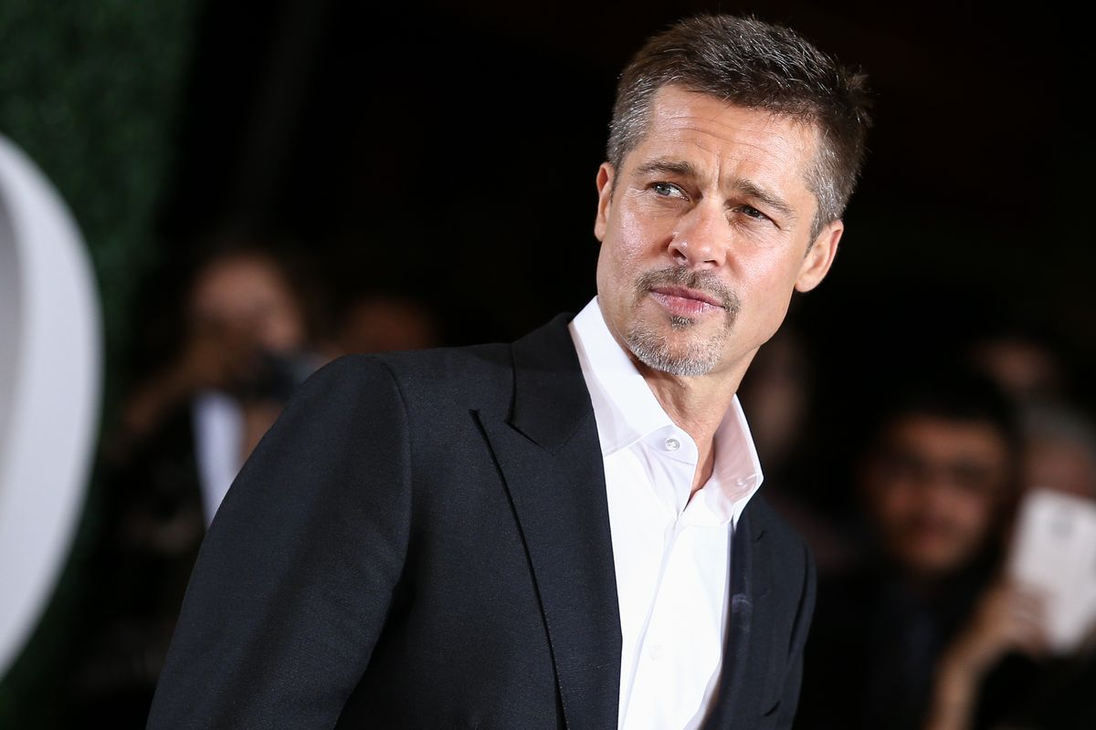 Brad Pitt Processes Breakups the Same Way the Rest of Us Do