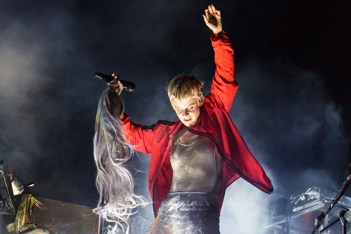 Listen to a Soaring New Robyn Song With Todd Rundgren