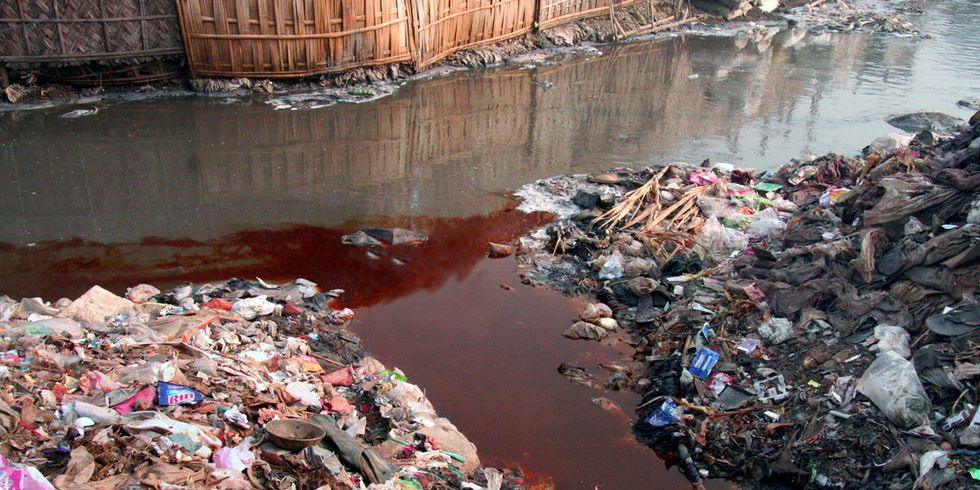 How Fast Fashion Is Killing Rivers Worldwide
