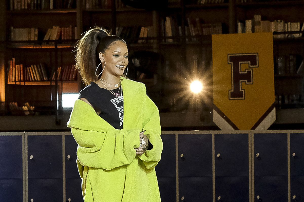 Rockets, Riri, and Louis at the Louvre: The Best Moments from Paris Fashion Week