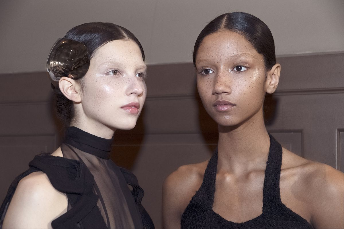 Why Pat McGrath (and Everyone Else) Is Obsessed With Freckles This Spring
