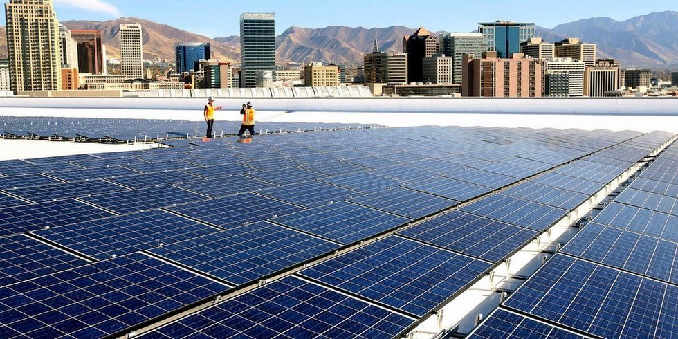 25 Cities Now Committed to 100% Renewables