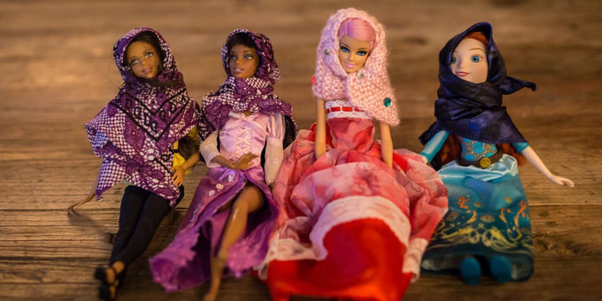 Fight Islamophobia With These Doll Hijabs