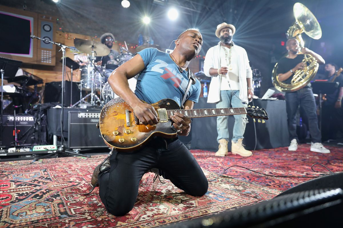Peep the Scene at Bud Light's SXSW Jam Session with the Roots