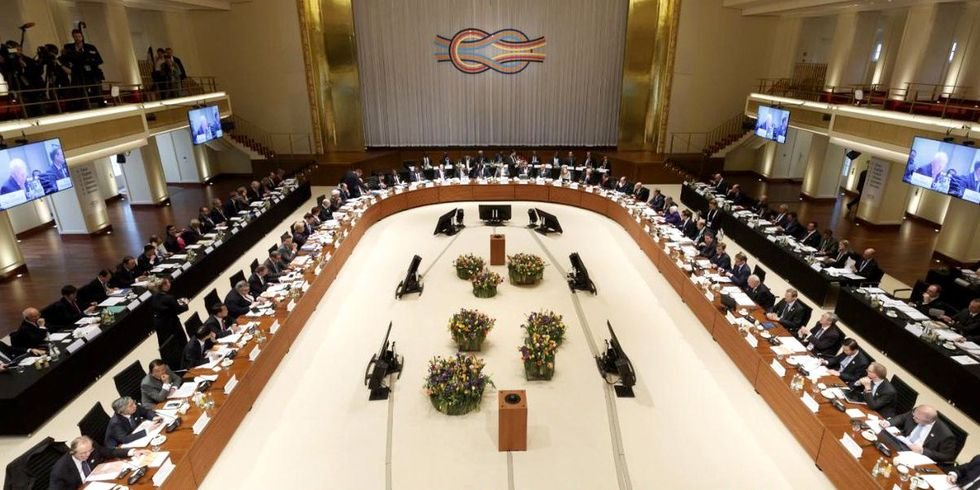 U.S. Forces G20 to Drop Mention of Climate Change in Joint Statement