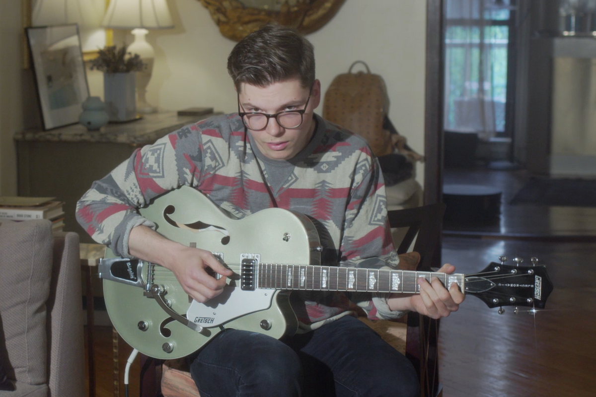 Singer-Songwriter and Beyonce Collaborator Kevin Garrett Visits the PAPER Penthouse