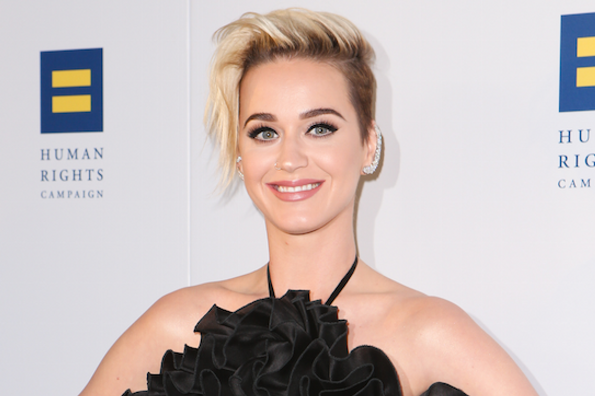 The Evolution of Katy Perry--And America