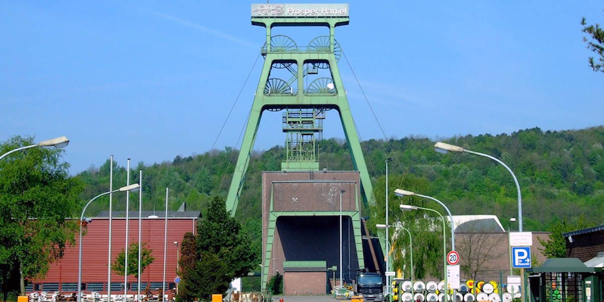 Germany Converts Coal Mine Into Giant Battery Storage for Surplus Solar and Wind Power
