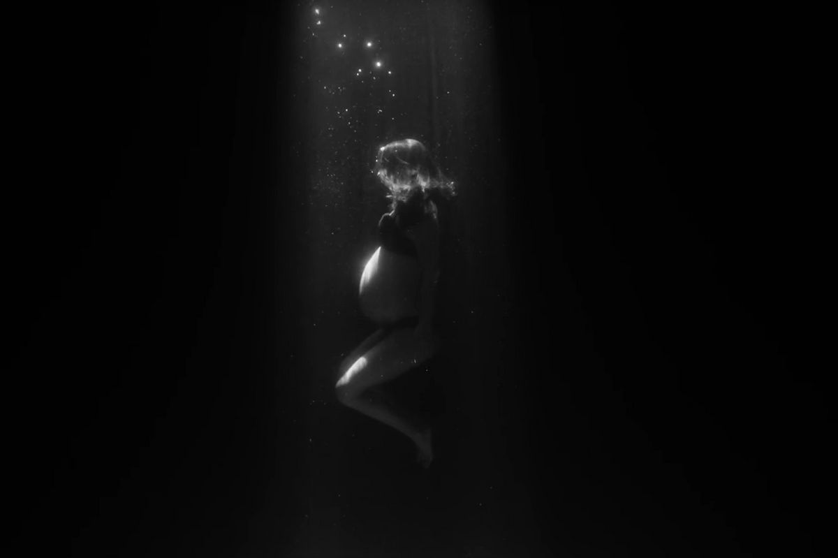 Watch a Pregnant Natalie Portman Go Swimming in James Blake's Sensual New Video for 'My Willing Heart'