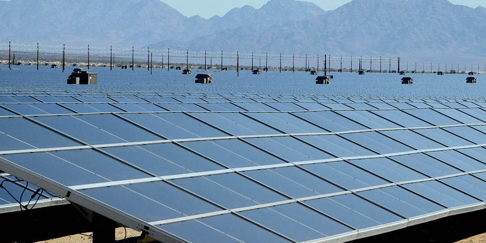 First Utility-Scale Project on Tribal Lands to Power 100,000 Homes
