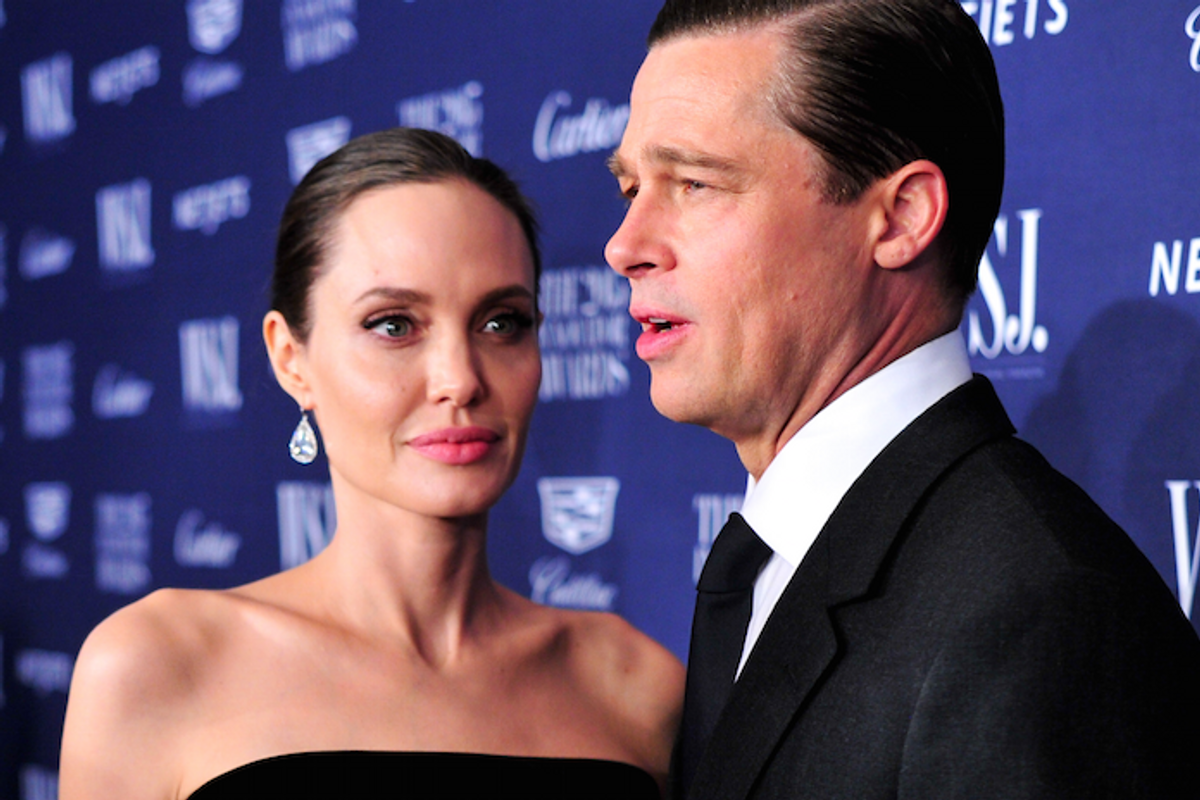Brad Pitt and Angelina Jolie Are Reuniting to Start a New Business