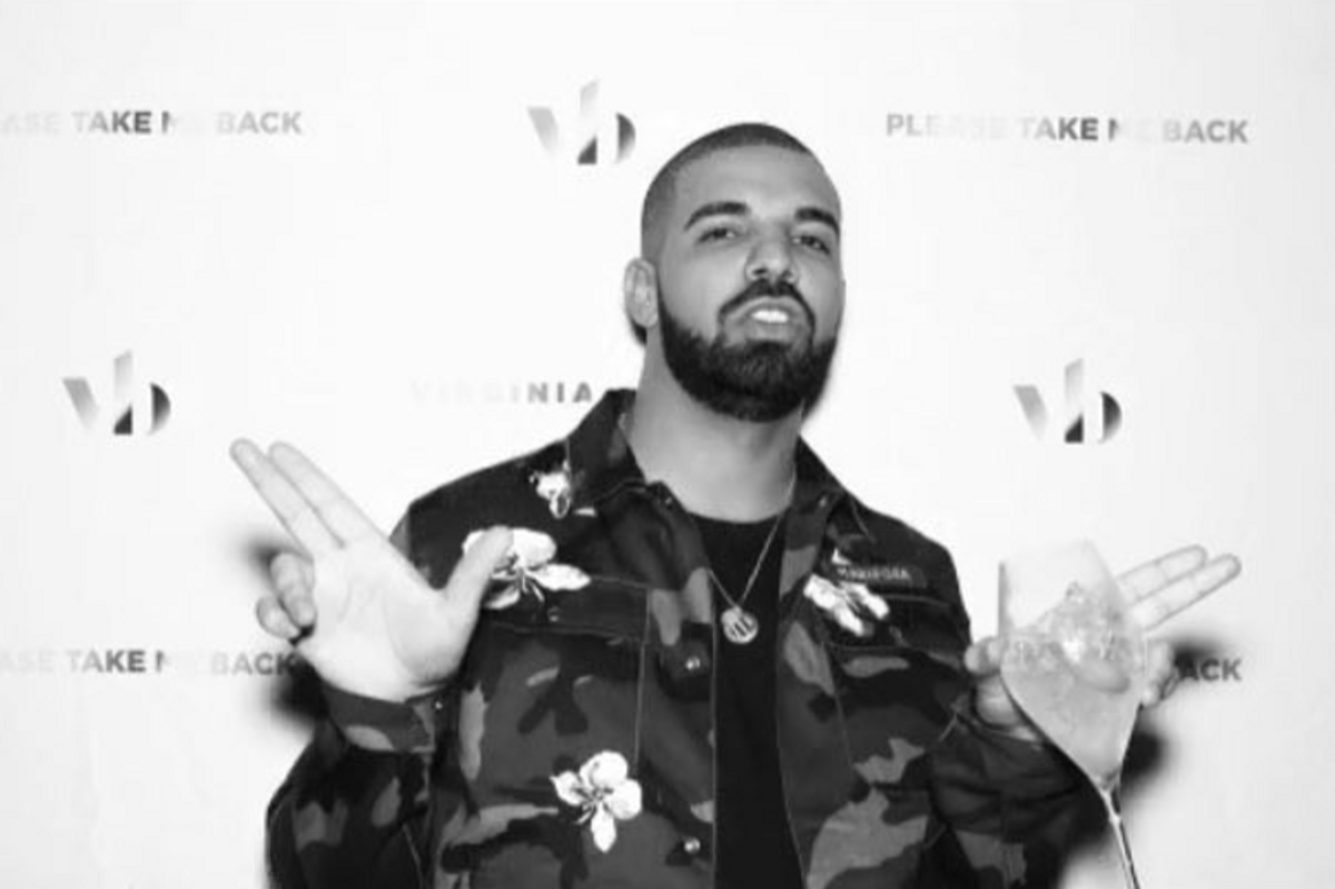 Watch Drake Invite Nicki Minaj, Trey Songz And Skepta Onstage With Him And His Horrible New Tattoo