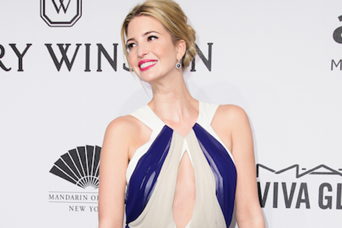 Ivanka Trump Has Been Given an Office in the White House For No Damn Reason