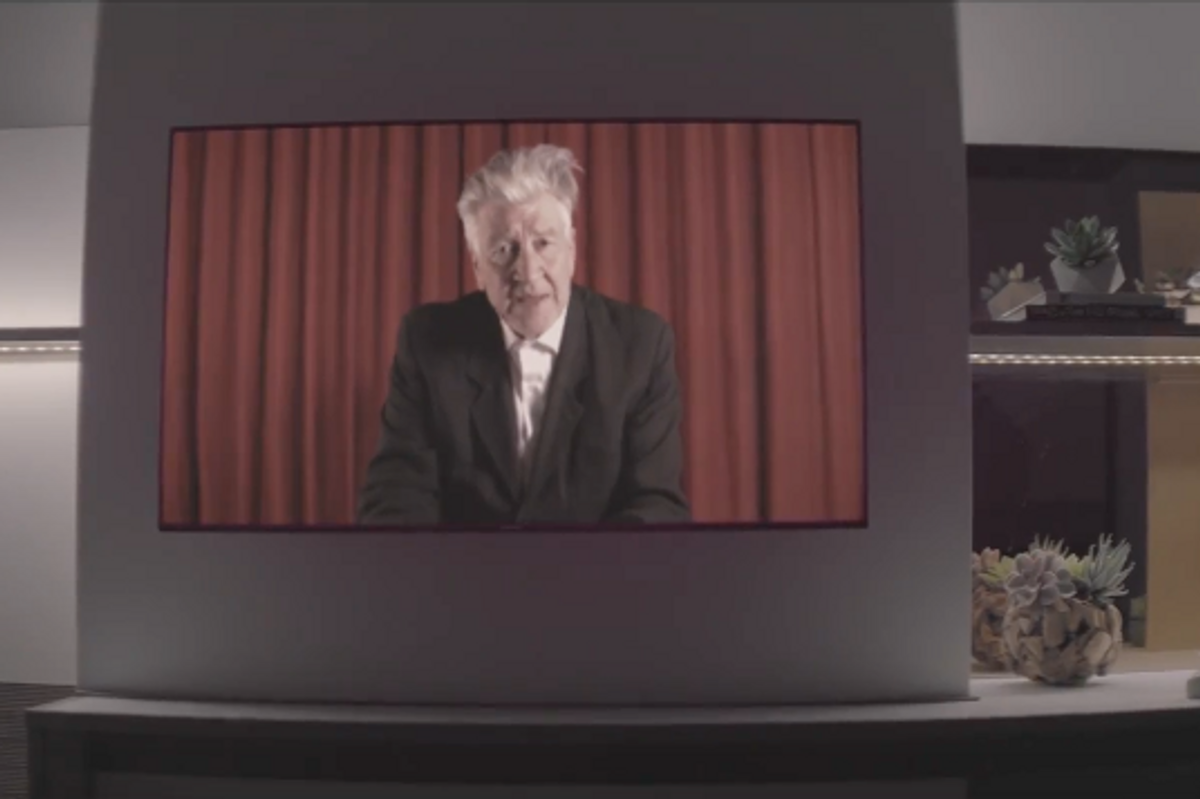 Watch David Lynch and Kyle MacLachlan Reunite in a Surreal Short Video