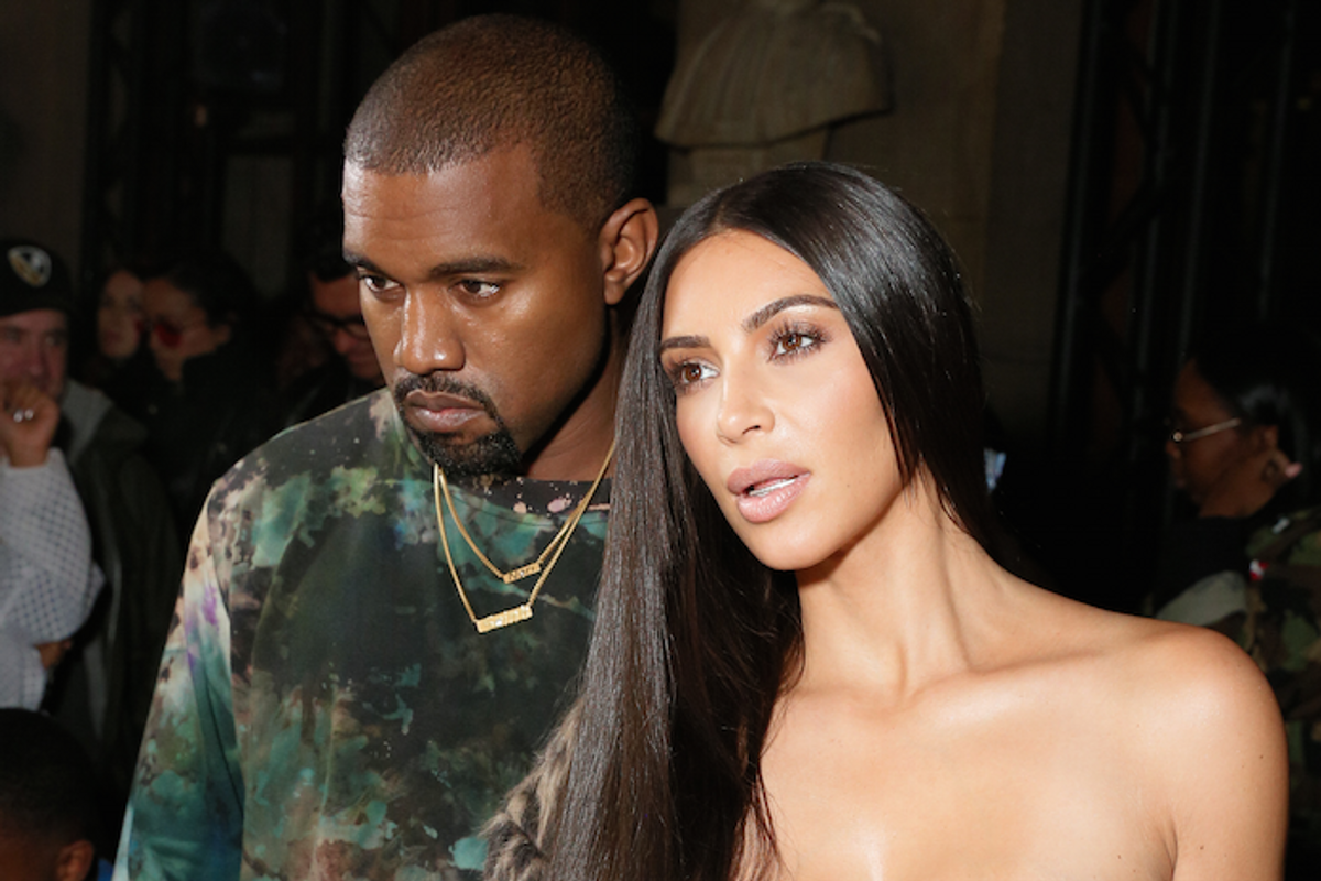 Don't Even Think About Coming Close to Kim Kardashian Without Being Patted Down First