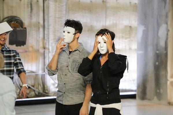 Joe Jonas and Cheryl Burke Join the Jabbawockeez - Dance Spirit