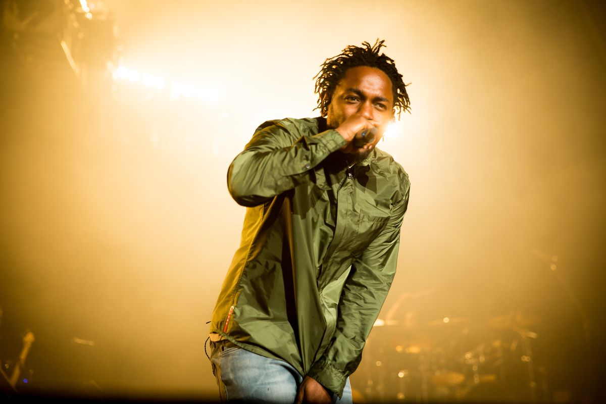 What Does Kendrick Lamar's Single, Mysterious Instagram Post Mean?