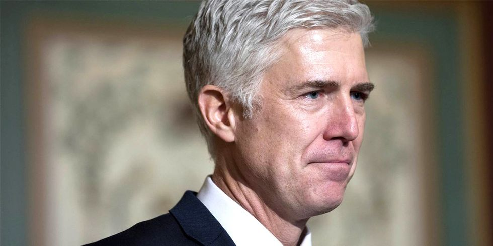 Gorsuch Doesn't Fit the Bill