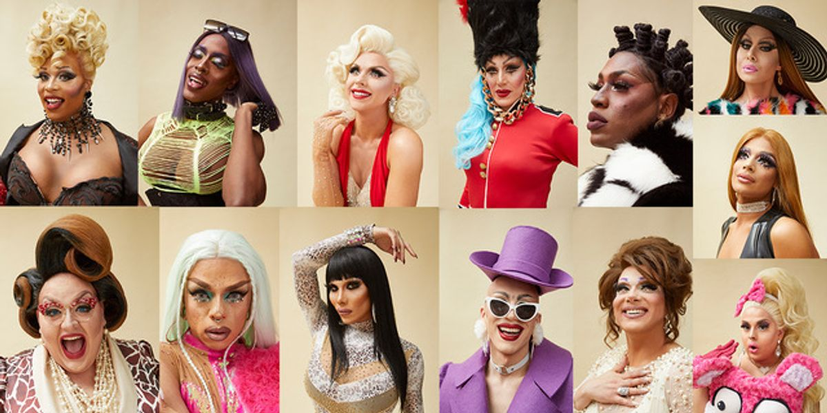 Come Through Queens! Meet the Contestants Slaying Season 9 of 'RuPaul's Drag Race'